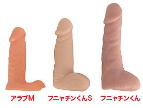 크기 비교.  일본인 평균 값이라고하는