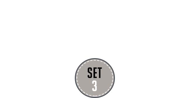 [본디지 세트] 디럭스 본디지 키트 B타입(Lovetoy Deluxe Bondage Kit B) - 러브토이(SM1002)