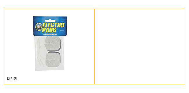 [일본 직수입] ZEUS시리즈 일렉트로 패드 4장(ZEUSシリーズ エレクトロパッド4枚入り)