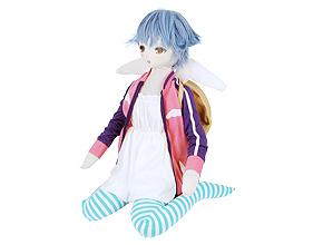 フル装備えあに着せてみました。等身大フィギュアのようでタマリマセ~ン!…で、アニメ化はいつですか?(笑) ※各オプション品は別売りです。