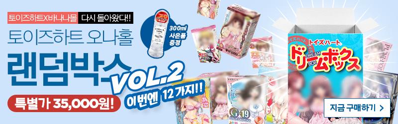 다시돌아온 토이즈하트 랜덤박스 시즌 2nd