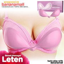 [일본 직수입] 아이 스마트 인텔리전트 브레스트 마사져(Leten i-Smart Intelligent Breast Massager) - 스마트폰 연동 가슴 확대기/레텐(6920995420611) (DKS)(SAH)