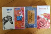 첫 콘돔 구매