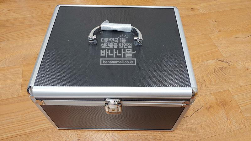 몰래 보관함 시리즈 - 알루미늄 재질/열쇠 잠금형
