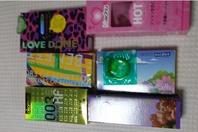 콘돔, 네츄럴핫젤