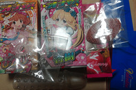 오나마즈시리즈 (히카리, 안쥬) 그리고 발렌타인콘돔 구입!!