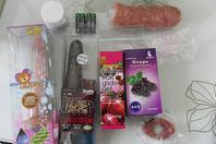 소피아 DEEP, 꺾임 슬림 먹쇠, 실리콘 보관 파우더 구매 후기