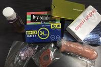 첫주문, 콘돔만 왕창 구매 해봤네요^^