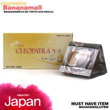 [일본 나가니시] 클레오파트라 1box(10p) - 링클처리한 나가니시사 명품콘돔<img src=https://cdn-banana.bizhost.kr/banana_img/mhimg/icon_20_02.gif border=0>