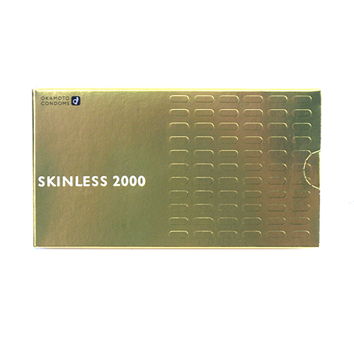 [일본 오카모토] 스킨레스2000 2box(24p) - 재구매율1위 추가이미지2