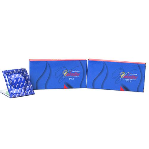 [초박형 그린색상] 발렌타인 2박스(20p) - 흥분 콘돔 추가이미지2