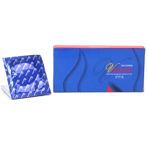 [초박형 그린색상] 발렌타인 1box(10p) - 흥분 콘돔 추가이미지2