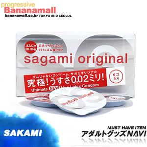 [일본 사가미] 오리지날002 1box(6p) - サガミオリジナル002<img src=https://cdn-banana.bizhost.kr/banana_img/mhimg/custom_19.gif border=0>