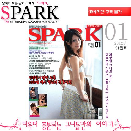 [인기절정] 스파크 2012년 01 월호(NO:192)