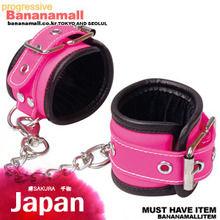 [일본 직수입] 포로 사쿠라 수갑&족쇄 (虜SAKURA) - 니포리기프트 (NPR)<img src=https://cdn-banana.bizhost.kr/banana_img/mhimg/woo0314fdsdfds.gif border=0>