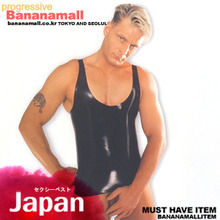[일본 직수입] 라텍스 베스트 (セクシーベスト) (NPR)(WCK)(DJ)
