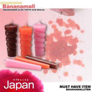 [일본 직수입] 러브 캔들 저온초 (ラブキャンドル) - 니포리기프트 (NPR)