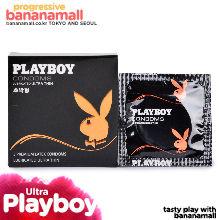 [PLAYBOY] 플레이보이콘돔 울트라씬 1box(3p)
