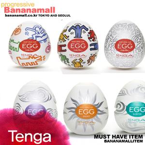 [일본 직수입] 텐가 애그 시리즈-TENGA EGG(テンガ ) - 텐가 (NPR)(LC)
