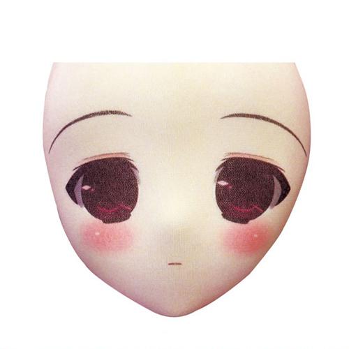 [일본 직수입] 공기소녀★우사하네 마스크4 (えあ★ますく) (NPR)(DJ) 추가이미지5