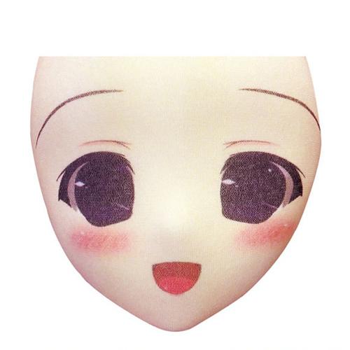[일본 직수입] 공기소녀★우사하네 마스크4 (えあ★ますく) (NPR)(DJ) 추가이미지3