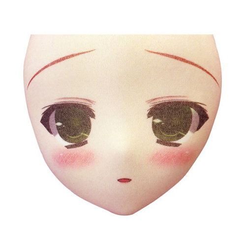 [일본 직수입] 공기소녀★우사하네 마스크4 (えあ★ますく) (NPR)(DJ) 추가이미지4