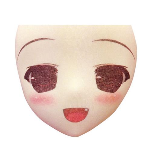 [일본 직수입] 공기소녀★우사하네 마스크4 (えあ★ますく) (NPR)(DJ) 추가이미지2