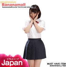 [일본 직수입] 청순한 그녀의 셔츠세트(清純女子高生丸襟) (NPR)(WCK)