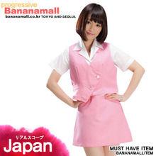 [일본 직수입] OL 사원복 핑크(ショムOL ピンク) (NPR)(WCK)