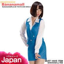 [일본 직수입] OL 사무복 블루(ショムOL ブルー) (NPR)(WCK)