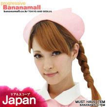 [일본 직수입] 퓨어퓨어 간호사캡(ピュアピュアナースキャップ) (NPR)(WCK)(DJ)