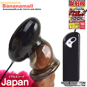 [일본 직수입] 블랙 록-트리플 엑스(ブラックロックXXX (トリプルエックス)) - 귀두 진동오나/에이원 (NPR)