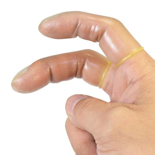 [일본 직수입] 손가락 콘돔 10P(指ドーム (10ヶ入)) (NPR)