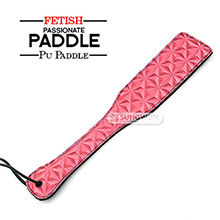 [FETISH] 패셔네이트 패들(Luxury Fetish Passionate Paddle) - 아프로디시아(21013) (APR)