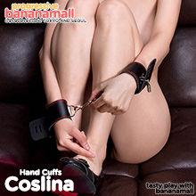 [Coslina] 코스리나 SK 사슬체인 자물쇠&큐빅 징장식 사슬체인 수갑 014, 015(DJ)