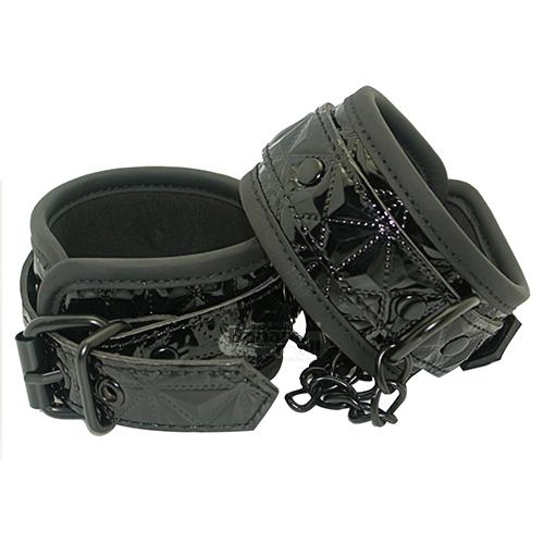 [SM 수갑] 럭셔리 페티시 핸드 커프(Luxury Fetish Wrists Cuffs) - 아프로디시아(21010) (APR)
