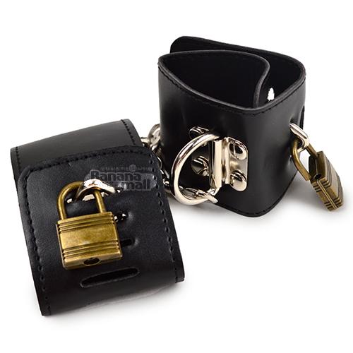 [일본 직수입] 귀신 이카세 자물쇠 부착 수갑(鬼イカセ 手枷鍵付) - 케이엠피 (KMP) 추가이미지4