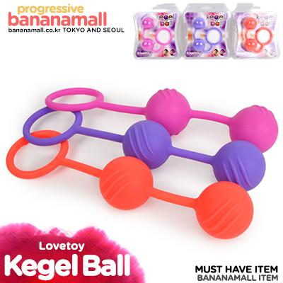 [케겔운동] 케겔 볼(Lovetoy Kegel Ball) - 러브토이(46701) (LVT)