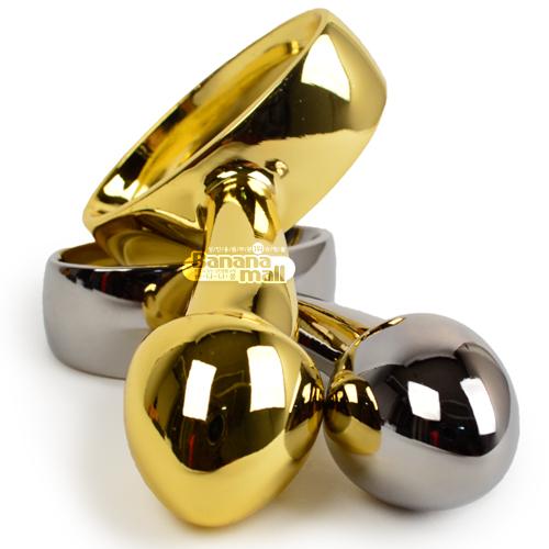 [애널 플러그] 퓨어 럭셔리 스몰 버트 플러그(Lovetoy Pure Luxury Small Butt Plug) - 러브토이(RO-NJ01) (LVT) 추가이미지6