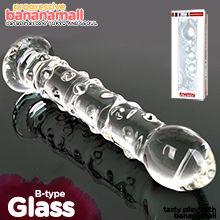 [유리 딜도] 글라스 로맨스(Lovetoy Glass Romance B-type) - 러브토이(GS02C) (LVT)
