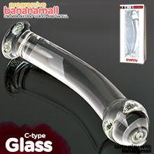 [유리 딜도] 글라스 로맨스(Lovetoy Glass Romance C-type) - 러브토이(GS03C) (LVT)