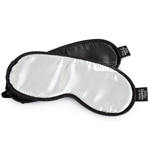 [영국 직수입] 노 피킹 소프트 트윈 블라인드폴드 세트(No Peeking Soft Twin Blindfold Set) - 그레이의 50가지 그림자/러브허니(FS-40177) (LVH) 추가이미지4