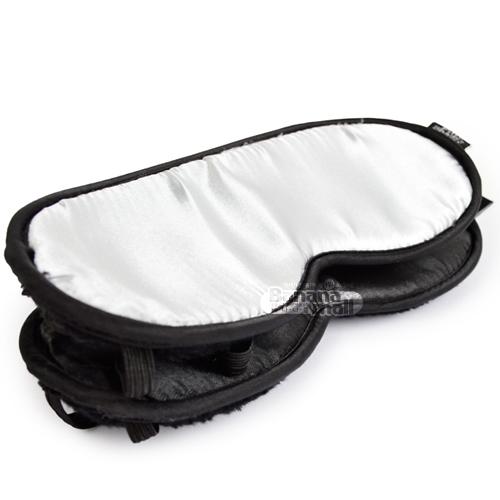 [영국 직수입] 노 피킹 소프트 트윈 블라인드폴드 세트(No Peeking Soft Twin Blindfold Set) - 그레이의 50가지 그림자/러브허니(FS-40177) (LVH) 추가이미지6