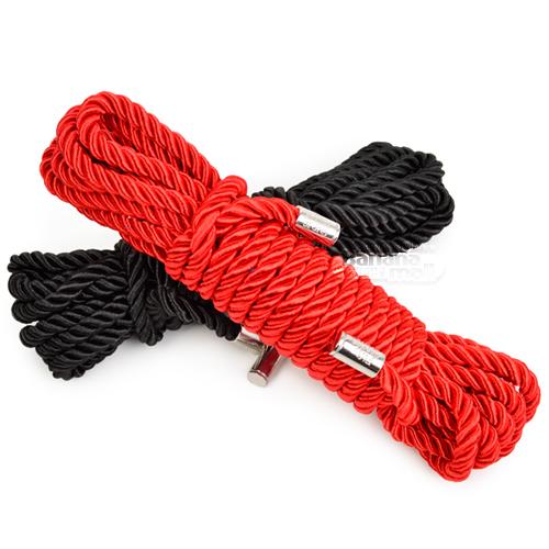 [영국 직수입] 리스트레인 미 본디지 로프 트윈 팩(Restrain Me Bondage Rope Twin Pack) - 그레이의 50가지 그림자/러브허니(FS-52421) (LVH) 추가이미지2