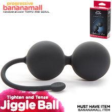 [영국 직수입] 타이튼 앤드 텐스 실리콘 지글 볼(Tighten and Tense Silicone Jiggle Balls) - 그레이의 50가지 그림자/러브허니(FS-59959) (LVH)