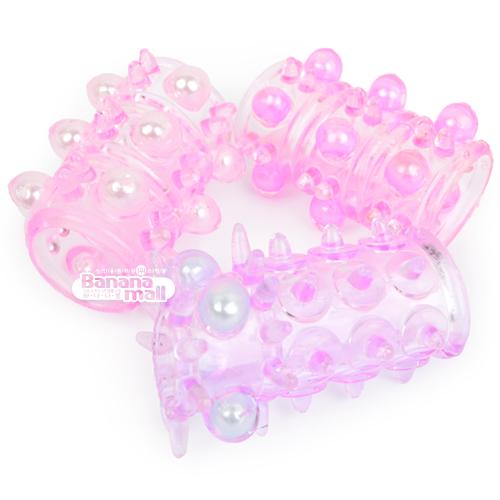 [돌기자극] 펄 비즈 볼륨 업(Pearl Beads Volume Up) - 쩡티엔(00163) (JTN)
