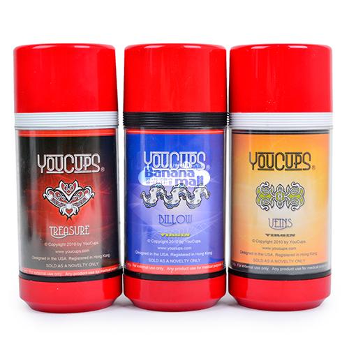 [오나홀 컵] 유컵스 버진 시리즈(Youcups Virgin Series) - 유컵스(YC0001) (YCS)(DJ)