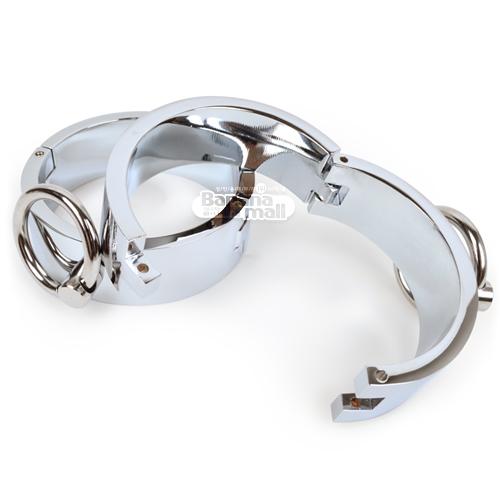 [SM 수갑] 메탈 링 핀 락 핸드커프(Metal Ring Pin Lock Handcuff) - HSY(CF001) (HSY) 추가이미지3