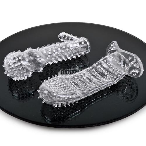 [특수콘돔] 슈퍼 바 크리스탈 세트(Super Ba Crystal Set) (JBG)