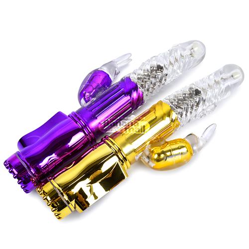 [36단 진동 + 8단 회전]  엑스터시 래빗 바이브레이터(Ecstasy Rabbit Vibrator) - 최저가 판매/리얼러브(BZ-004) (RLV) 추가이미지2